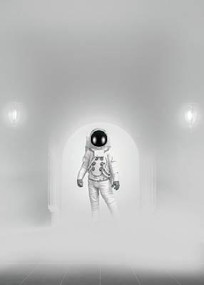 Photograph - White Room by Bob Orsillo