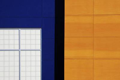 Photograph - White Window by Stuart Allen