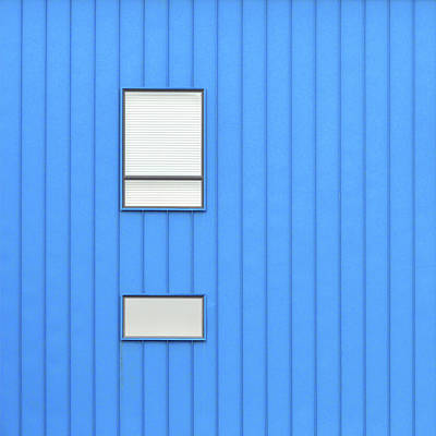 Photograph - White Windows by Stuart Allen