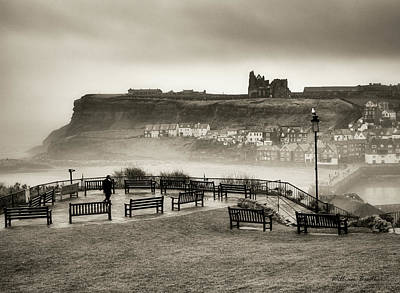 Photograph - Whitby by William Beuther