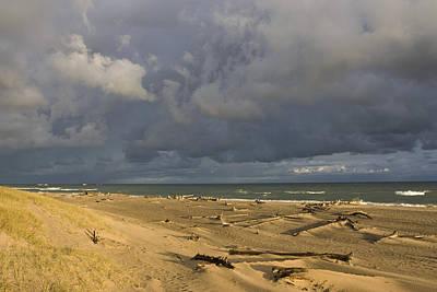 Photograph - Whitefish Point Beach - Michigan by Rick Veldman