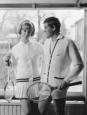 Photograph - Whos For Tennis by Chaloner Woods