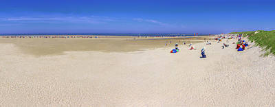 Photograph - Wide Beach In Amrum by Sun Travels