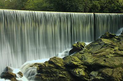 Photograph - Wide Falls by Dan Urban