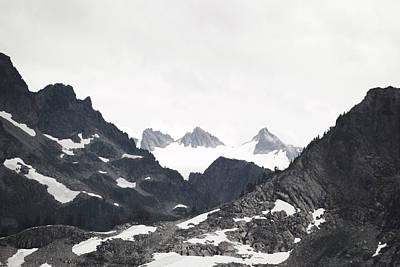 Photograph - Wilderness Mountains by Yulia Kazansky