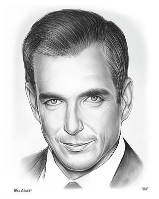 Aretha Franklin - Will Arnett by Greg Joens