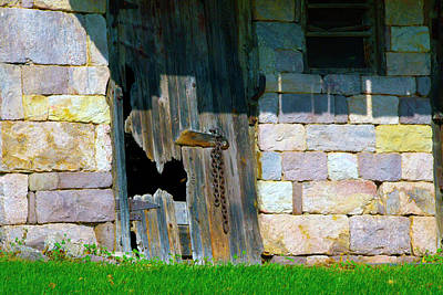 Photograph - Will Not Keep The Mice Out by Paul W Faust - Impressions of Light