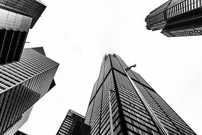 Photograph - Willis Tower by Jose Luis Vilchez