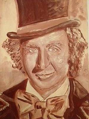 Lucille Ball - Willy Wonka  by Jacob Mezrahi