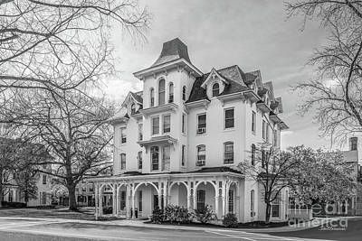 Photograph - Wilson College Edgar Hall by University Icons