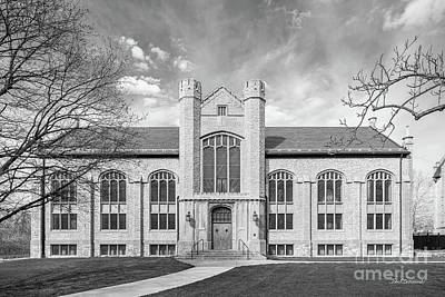 Photograph - Wilson College Stewart Memorial Library by University Icons