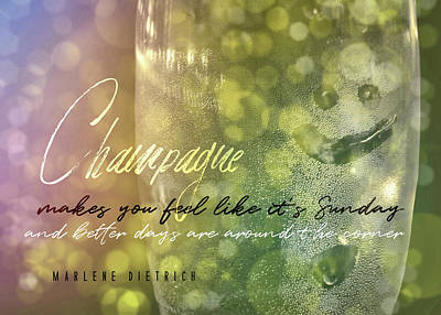 Photograph - Wilson Quote by JAMART Photography