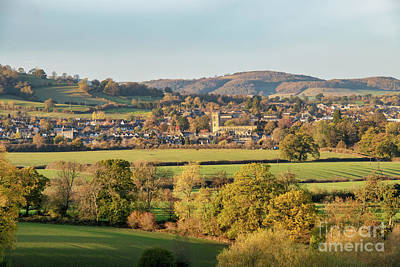 Photograph - Winchcombe In The Autumn by Tim Gainey