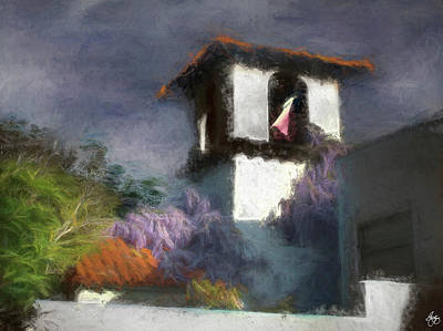 Wind In The Tower Washline Original