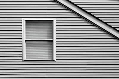 Photograph - Window by Stuart Allen