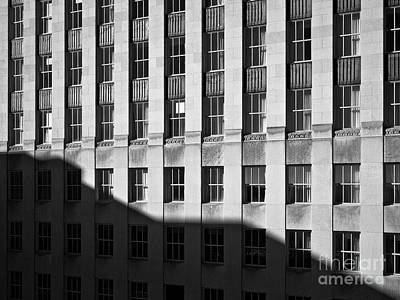 Photograph - Windows Of Reynolds by Patrick M Lynch