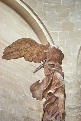 Photograph - Winged Victory Art by JAMART Photography