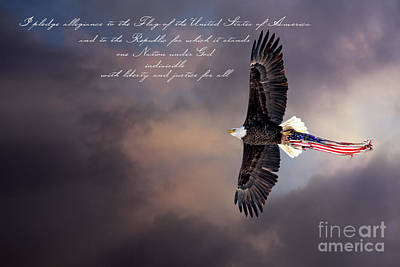 Giuseppe Cristiano - Wings of Freedom - Pledge by Scott Thorp