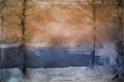 Photograph - Winter Landscape  by Andrea Kollo