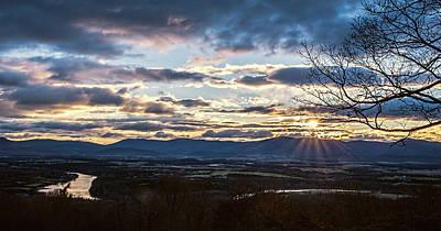 Photograph - Winter Solstice Sunrise 2018 by Lara Ellis