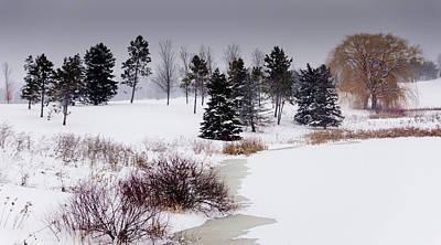 Photograph - Winter Wonderland by Viral Padiya