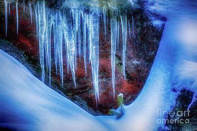 Impressionism Photos - Winterland 11 by Veikko Suikkanen
