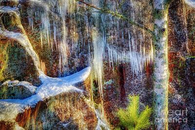 Impressionism Photos - Winterland 7 by Veikko Suikkanen