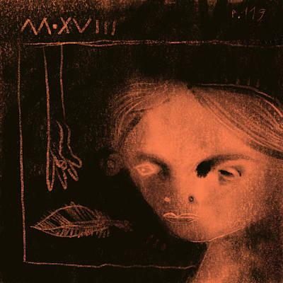 Surrealism Digital Art - Winters Hymn Part 119 by Mark M Mellon