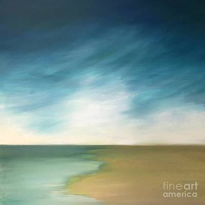 Painting - Wispy Sky by Michelle Abrams