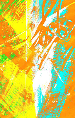 Digital Art - Witnesses by Payet Emmanuel