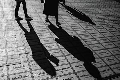 Photograph - Wo Wohnst Du? by Ute Herzog