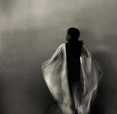 Photograph - Woman With Wings by Ananya Rubayat/bangladesh