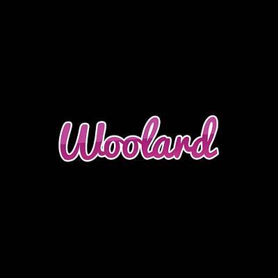 Digital Art - Woolard #woolard by TintoDesigns