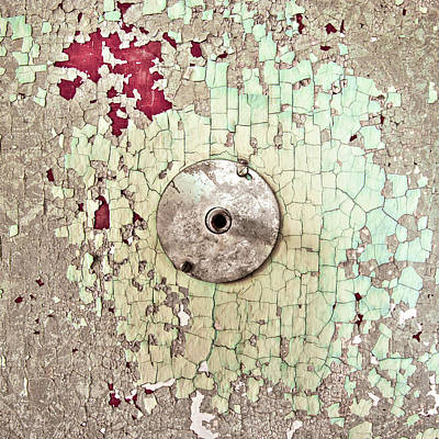 Photograph - Worn Walls Of Ohio State Reformatory II - Old Mansfield Ohio Prison by Gregory Ballos