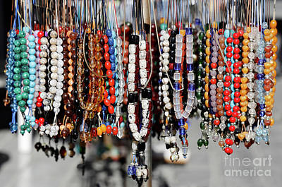 Photograph - Worry Beads by George Atsametakis