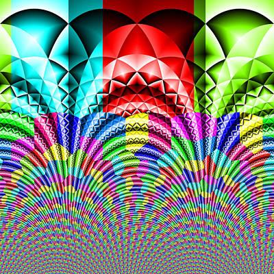 Digital Art - Wreaterpay by Andrew Kotlinski
