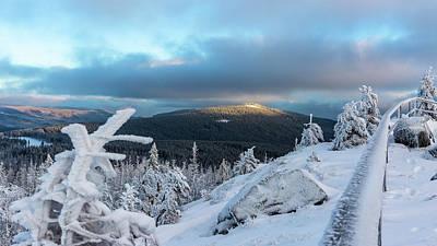 Photograph - Wurmbergblick, Harz by Andreas Levi