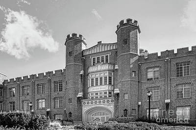 Photograph - Xavier University Hinkle Hall by University Icons