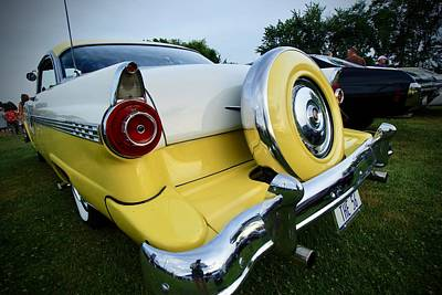 Photograph - Yellow Ford by Jeffrey PERKINS