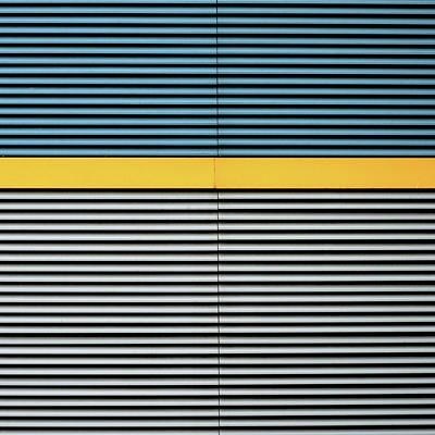 Photograph - Yellow Line by Stuart Allen