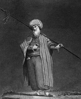 Yemeni Arab Art Print by Hulton Archive