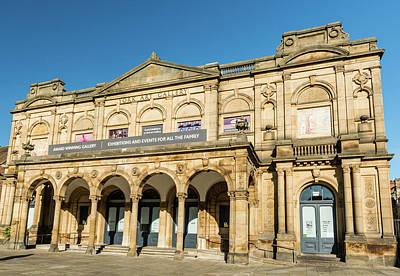 Photograph - York Art Gallery, Yorkshire by David Ross