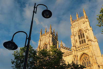 Photograph - York Minster, York by David Ross