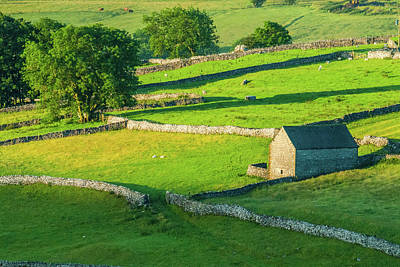 Photograph - Yorkshire Dales Near Malham by David Ross