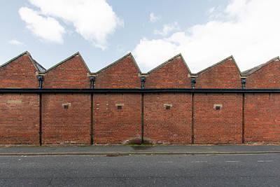 Photograph - Yorkshire Topographics 11 by Stuart Allen