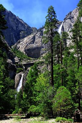 Photograph - Yosemite Falls 3 by Dawn Richards