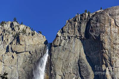 Wall Art - Photograph - Yosemite Falls Closeup by Roslyn Wilkins