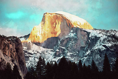 Catch Of The Day - Yosemite National Park - 11 by AM FineArtPrints