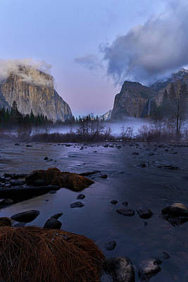 Photograph - Yosemite Valley Floor by Jon Glaser