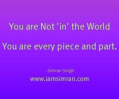 Digital Art - You Are Everything by Simran Singh